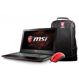 Laptop MSI GP62MVR 6RF Leopard Pro 15.6, Intel Core i7-6700HQ 2.60GHz, 16GB, 1TB, NVIDIA GeForce GTX - Envío Gratuito