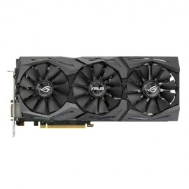 Tarjeta de Video ASUS NVIDIA GeForce GTX 1070 ROG STRIX, 8GB 256-bit GDDR5, PCI Express 3.0 - Envío Gratuito