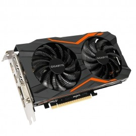Tarjeta de Video Gigabyte NVIDIA GeForce GTX 1050 Ti Gaming, 4GB 128-bit GDDR5, PCI Express x16 3.0 - Envío Gratuito