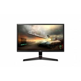Monitor Gamer LG 24MP59G-P LED 23.8, FullHD, Widescreen, HDMI, Negro - Envío Gratuito